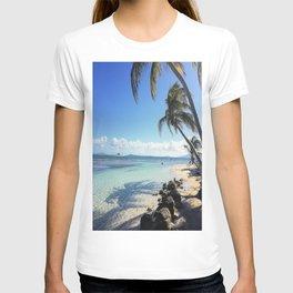 Tides and Tomorrows T-shirt