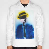 suits Hoodies featuring SUITS by Clay Bakkum