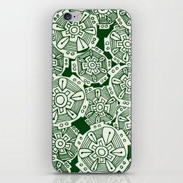 Zendoodle Artwork iPhone Skin