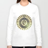oriental Long Sleeve T-shirts featuring Oriental Sun by Design Windmill