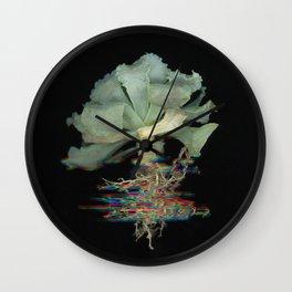 Cabbage Wall Clock