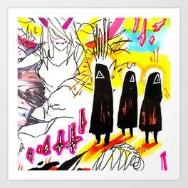 033 Art Print