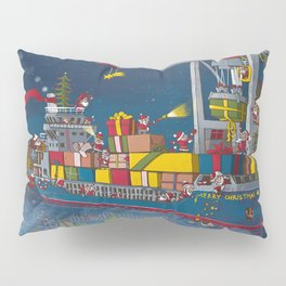 Christmas reshipped Pillow Sham