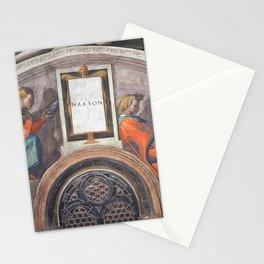 Michelangelo - Naason, Lünette Stationery Cards