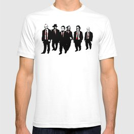 Reservoir Horror Icons T-shirt