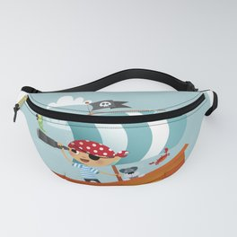 Pirate Fanny Pack