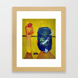 INNA BOX Framed Art Print