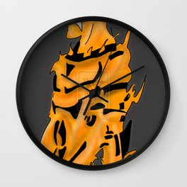 Forgotten Marvel Hero Wall Clock