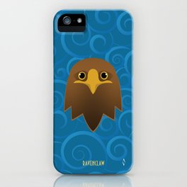 The Eagle of Wisdom iPhone Case