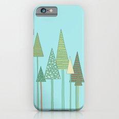 Spring Trees iPhone 6s Slim Case
