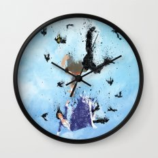 Land of America Wall Clock