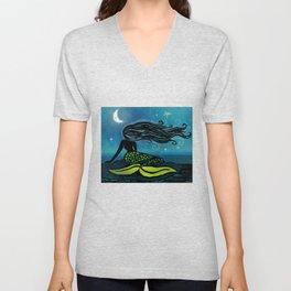 Mermaid Song Unisex V-Neck