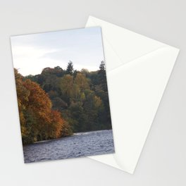 Autumn from Ness Island Inverness Stationery Cards