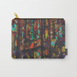 San Fernando Cathedral lightshow Carry-All Pouch