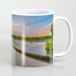 Colours of Ivanhoe Crossing Coffee Mug