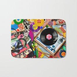 Viva le Vinyl Bath Mat