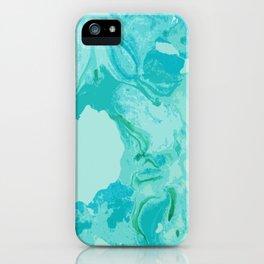 Sea Vapours iPhone Case