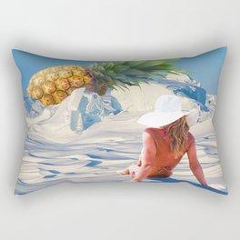 Normality Rectangular Pillow