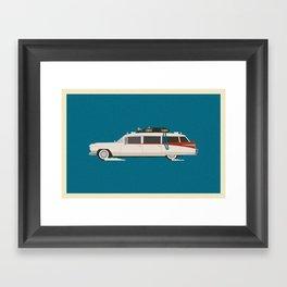 Ecto Framed Art Print