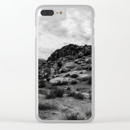 Victorville, California Clear iPhone Case