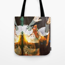 V.I Art Continuation No.1 Tote Bag