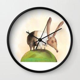 Rabpig Wall Clock