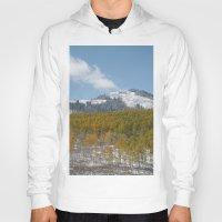 colorado Hoodies featuring Colorado by Chris Root