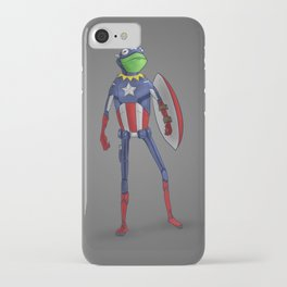 Captain Kermit iPhone Case