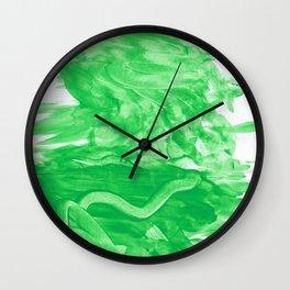 Lushness Acrylic Wall Clock