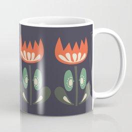 Scandinavian Wildflowers Coffee Mug