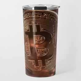 Bitcoin 9 Travel Mug