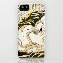 Dream of the Fisherman's Wife - Mad Men iPhone Case