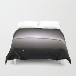 Sombrero Galaxy  Duvet Cover