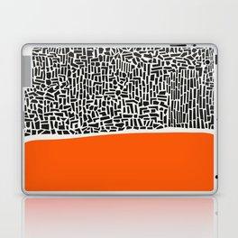 City Sunset Abstract Laptop & iPad Skin