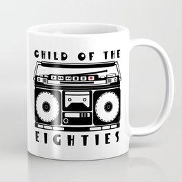Eighties Music Coffee Mug