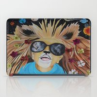 pocket fuel iPad Cases featuring Fuel Your Imagination by AMFcreations