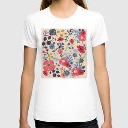 Summer Flowers - Pattern T-shirt