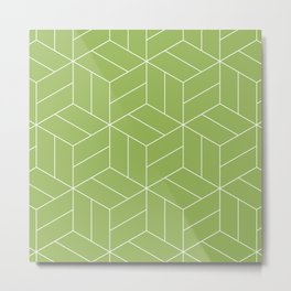Umi greenery Metal Print