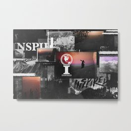 Inspired Media Concepts Metal Print