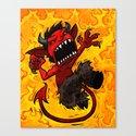 El Diablo Pequeno  by cutesturbing