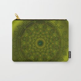 Positive thoughts - Jewel Mandala Carry-All Pouch