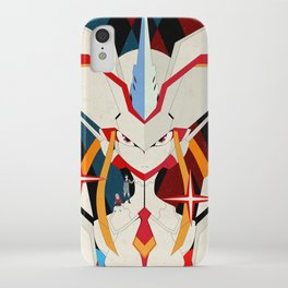 Darling in the FranXX - Hiro and Zero Two iPhone Case