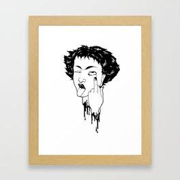 Nyah Framed Art Print