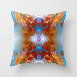 Glory's Table (v) Throw Pillow