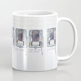Music Box Trio  Coffee Mug