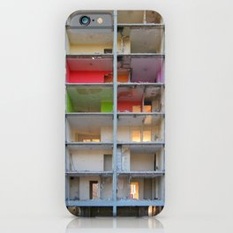 The Naked City iPhone Case
