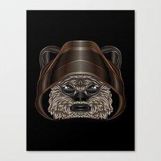 Star . Wars - Ewok Canvas Print