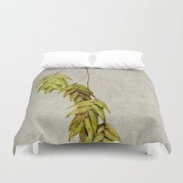 canvas Duvet Cover