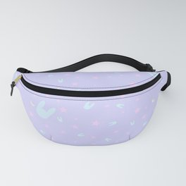Sailor Moon inspired pattern Fanny Pack
