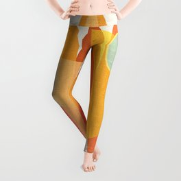 Surf & Boomerang Leggings